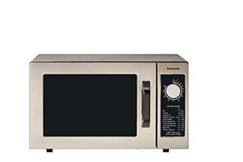 Panasonic-NE-1025F-Silver-Commercial-Microwave