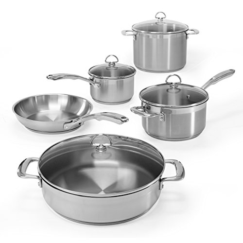 Chantal-SLIN-9-Induction-Steel-Cookware