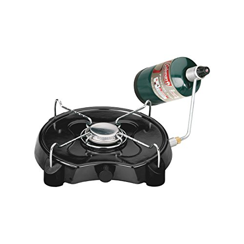 Coleman-Powerpack-Propane-Stove-Green