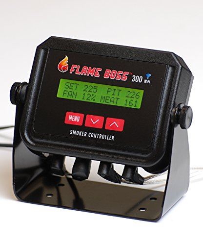 Flame-Boss-300-WiFi-Temperature-Controller