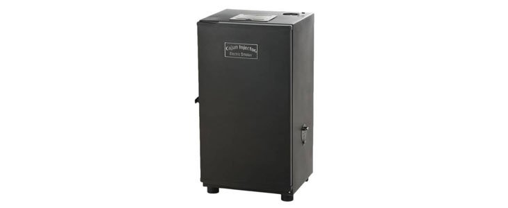 Cajun injector electric smoker reviews