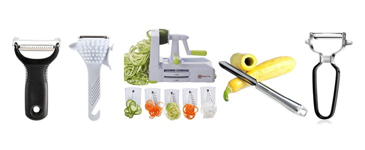 Best Julienne Peeler for Zucchini Noodles